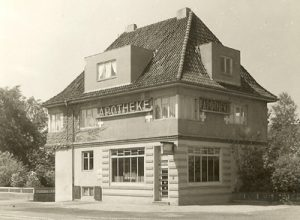 Bramfelder Apotheke 1928
